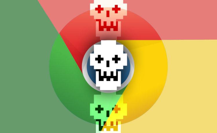 google-chrome-caveira