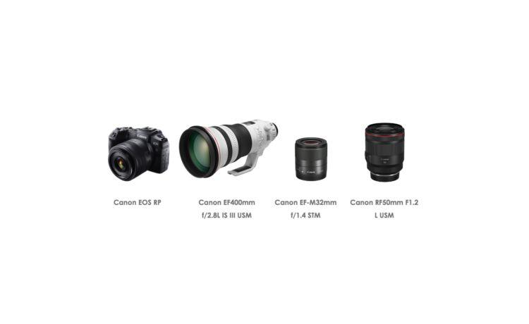 Canon TIPA Awards