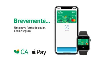 Crédito Agrícola Apple Pay