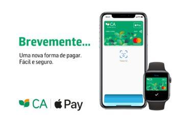 Crédito Agrícola Apple Pay