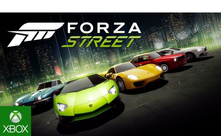 Microsoft Forza Street