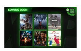 Microsoft Xbox Game Pass April