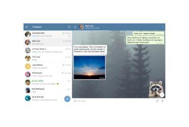 Telegram Android New