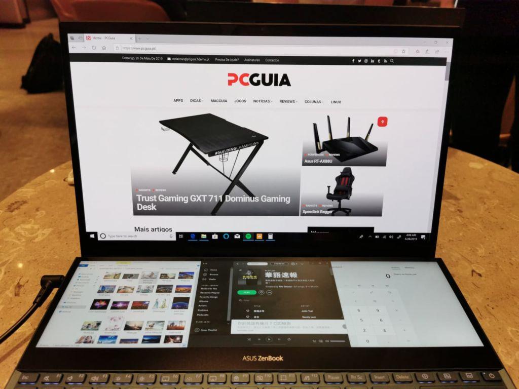 Zenbook Duo Pro 2