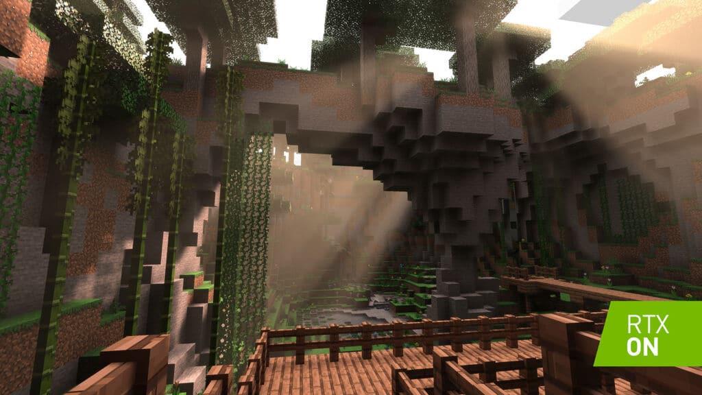 Minecraft-RTX