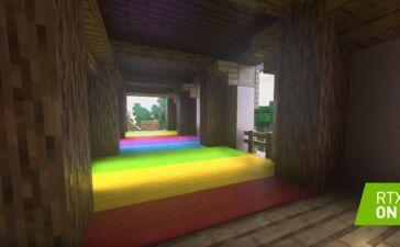 Minecraft-RTX 2