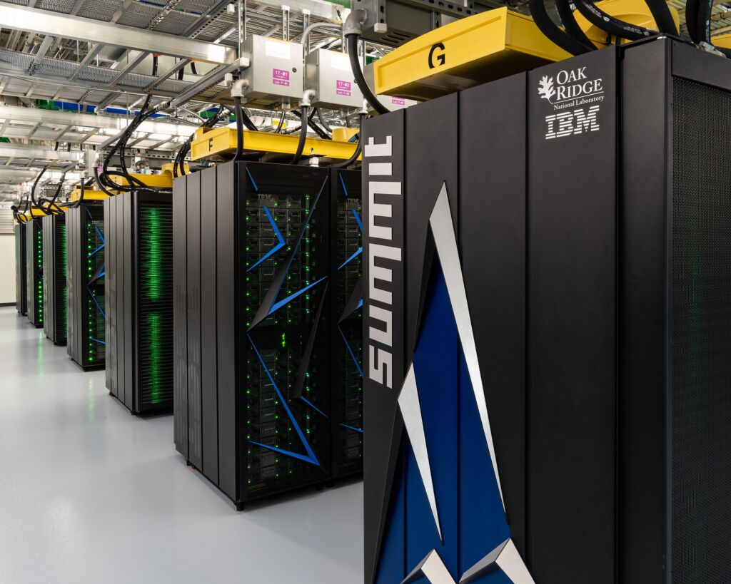 Supercomputador Summit