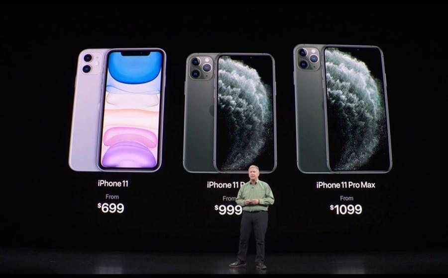 iPhone 11 Keynote