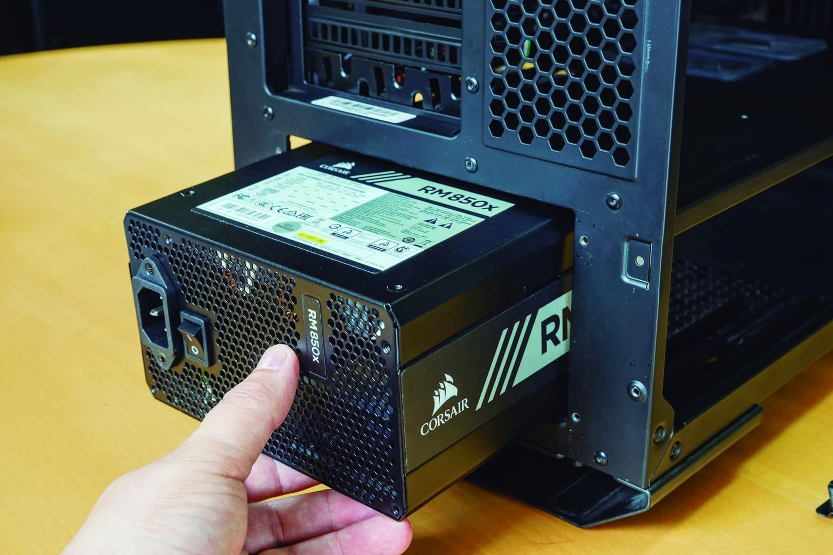 Montar PC - Montagem Fonte ATX