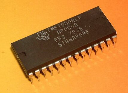 Texas Instruments TMS1000