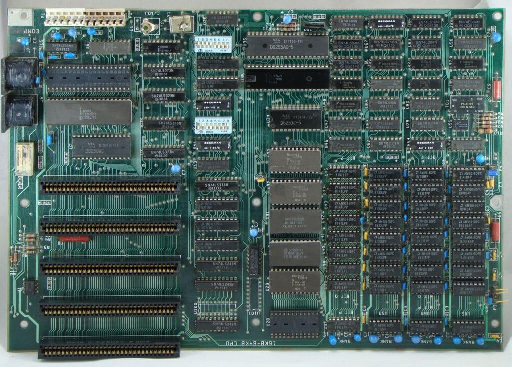 Motherboard IBM PC 5150