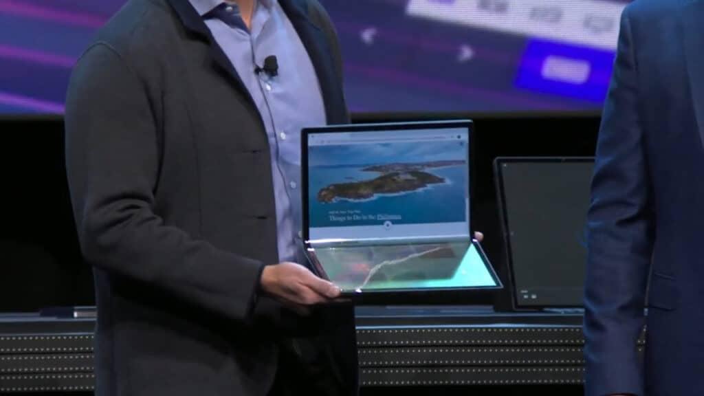 Intel Horseshoe Bend