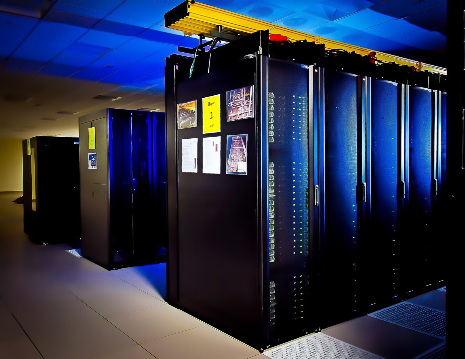 Supercomputador - Toshiba