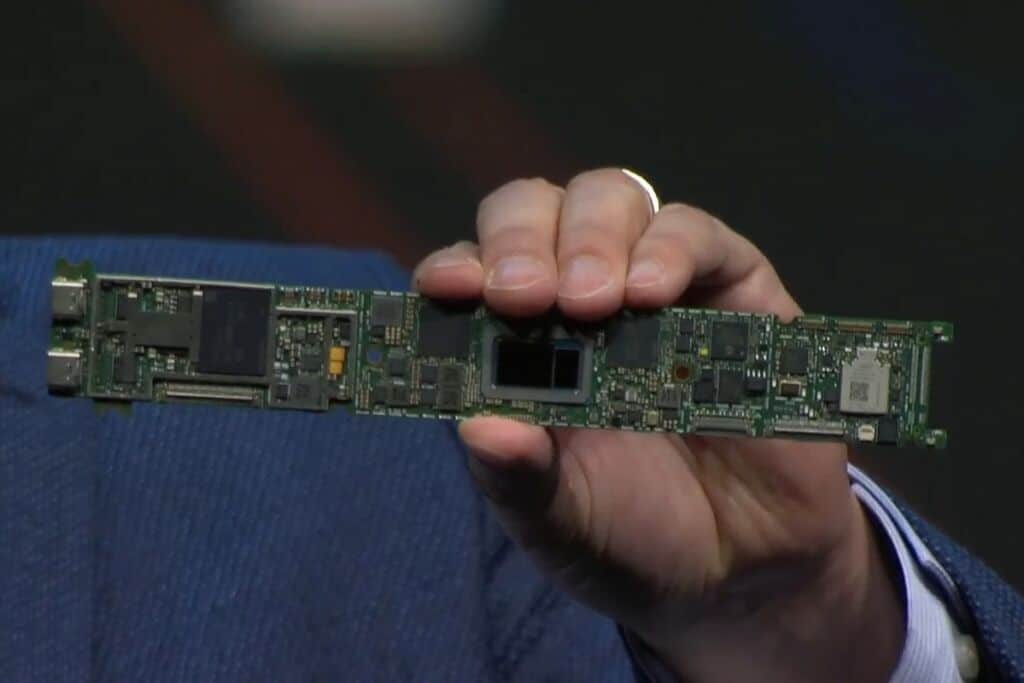 Motherboard Intel Tiger Lake