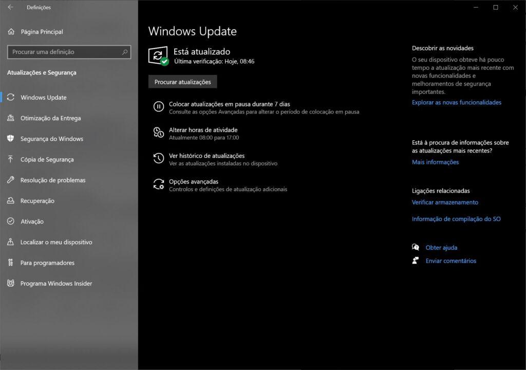 Reposição Windows 3