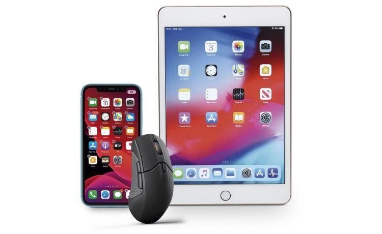 iPad - iPhone Rato