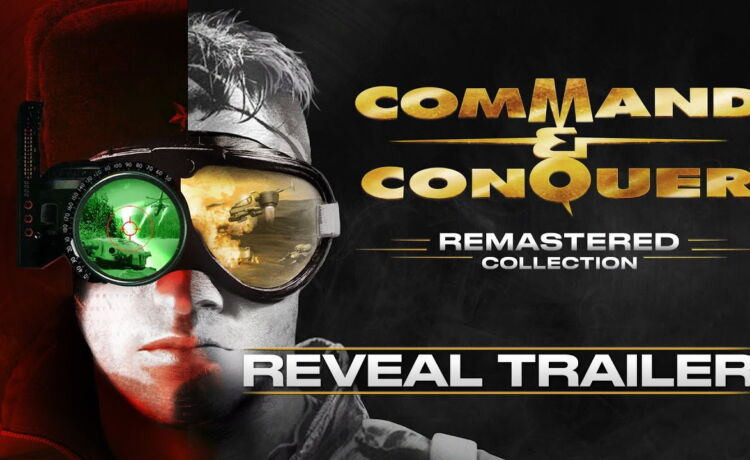Command and Conquer Remaster