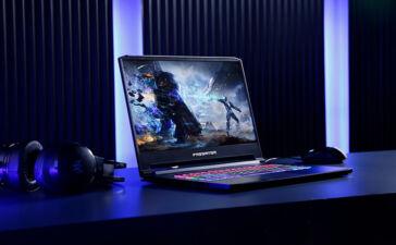 O Acer Predator Predator Triton 500 pode vir com uma NVIDIA RTX 2080 SUPER .
