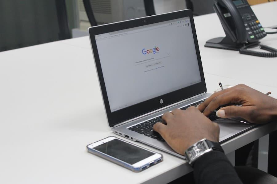 Relatórios da Google sobre Mobilidade estão acessíveis a todos. ©Benjamin Dada