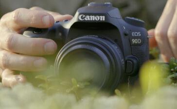 A Canon EOS 90D é a Melhor Câmara DSLR Avançada para a TIPA. ©Canon