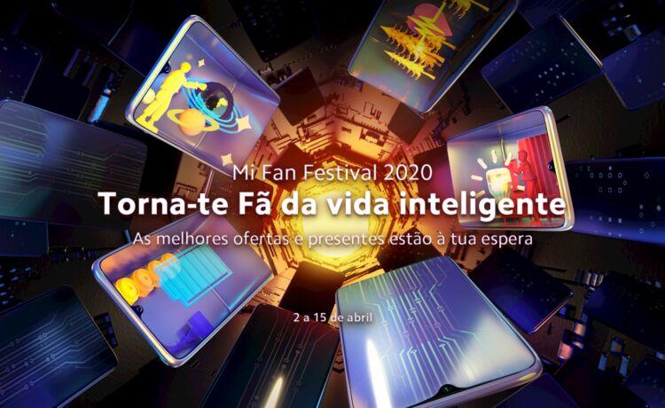 Este é o primeiro Mi Fan Festival em Portugal. ©Xiaomi