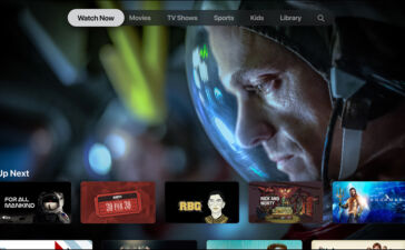A mensalidade da Apple TV+ é de 4,99 euros. ©Apple