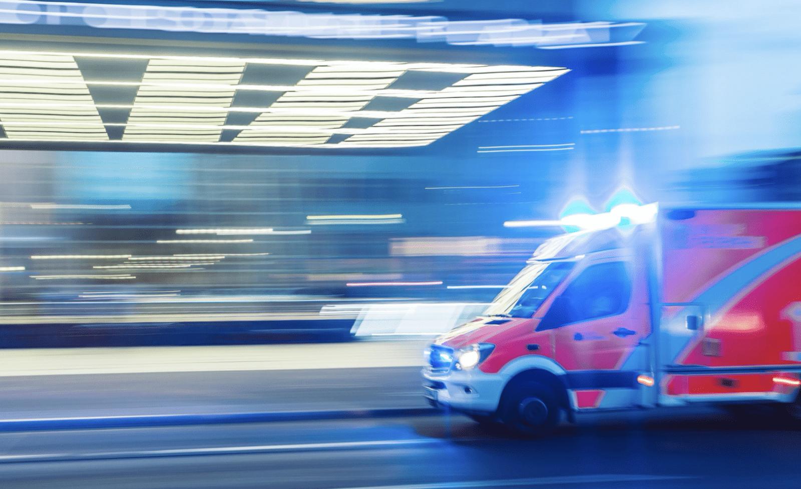 Os hospitais são, neste momento, alvos mais vulneráveis. ©Camilo Jimenez