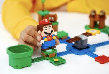 Os PVP começam nos 29,99 euros. @LEGO