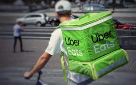 Uber Eats ©Robert Anasch