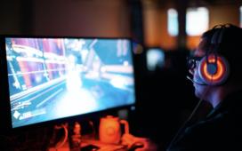 O gaming esteve em alta nas compras online de Março. ©Sean Do