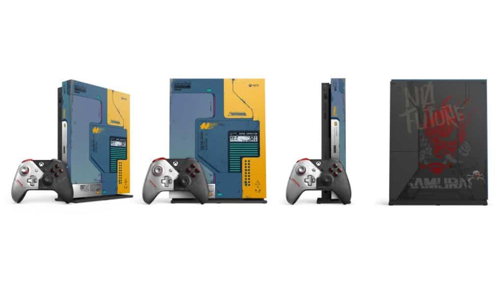 Xbox Bundle Cyberpunk 2077 ©Microsoft