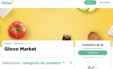 Glovo Market App ©DR