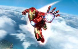Iron Man VR ©Sony