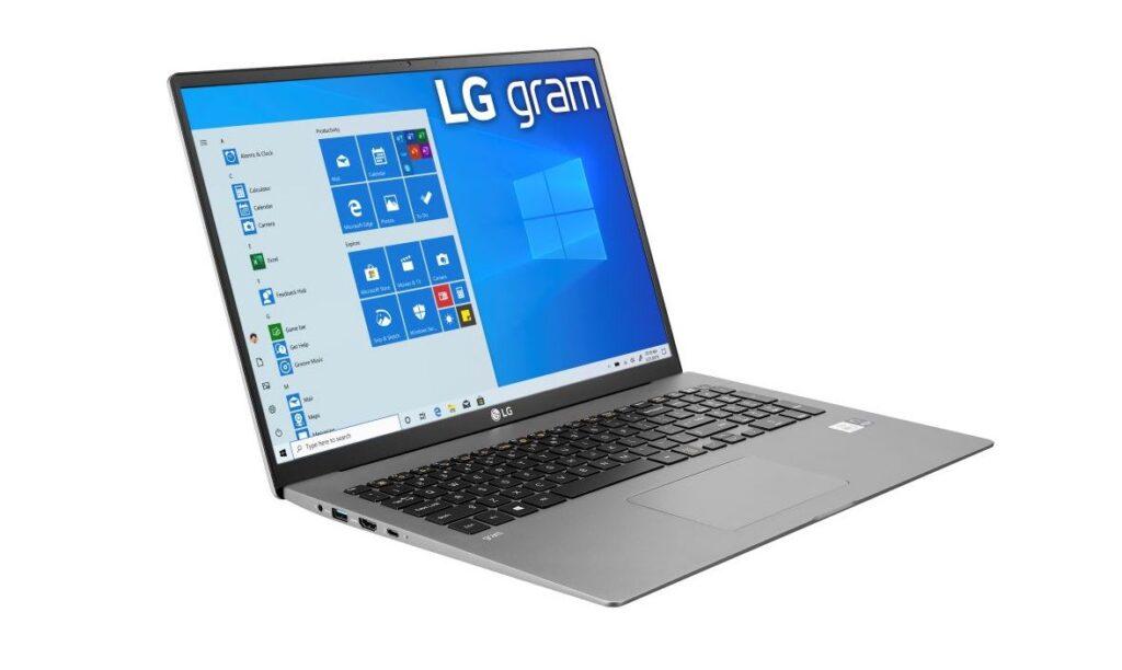 LG Gram 17Z90N ©LG