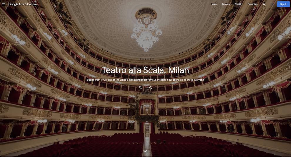 La Scala ©Marco Tansini