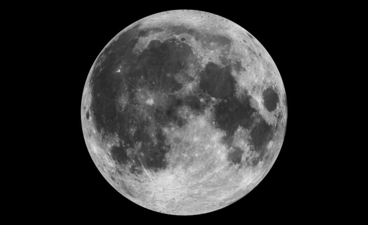 ESA Lua ©Nasa