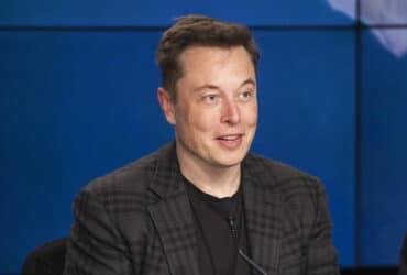 Elon Musk ©NASA