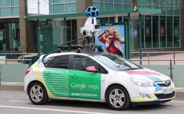 Google Street View ©petterijokela