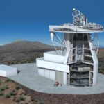 Telescópio Solar Europeu ©EST