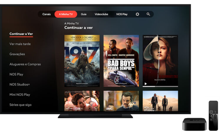 Apple TV NOS