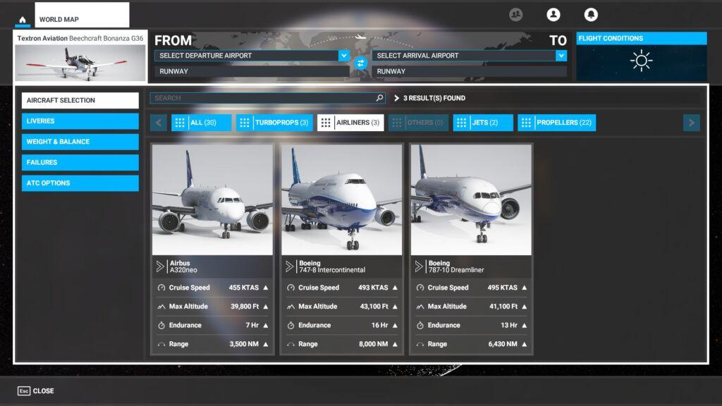 Aviões a Jacto Microsoft Flight Simulator