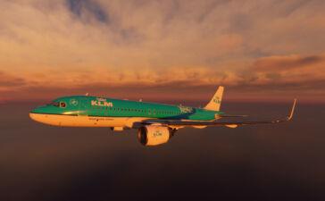 Livery KLM