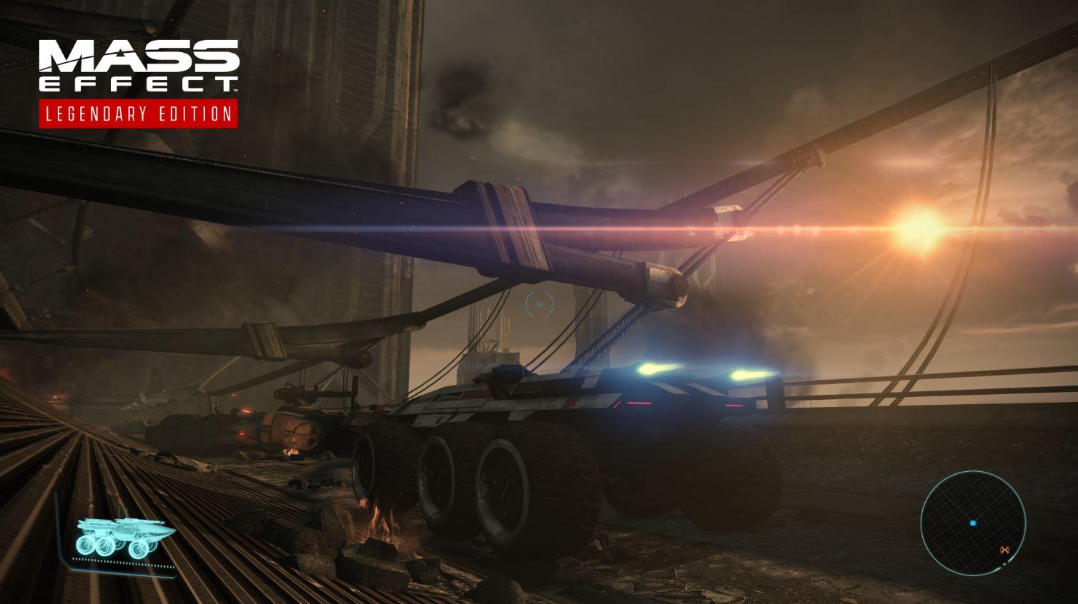 Mass Effect LE #1