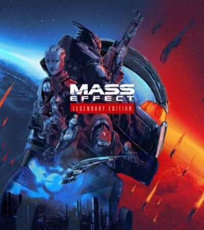 Mass Effect LE