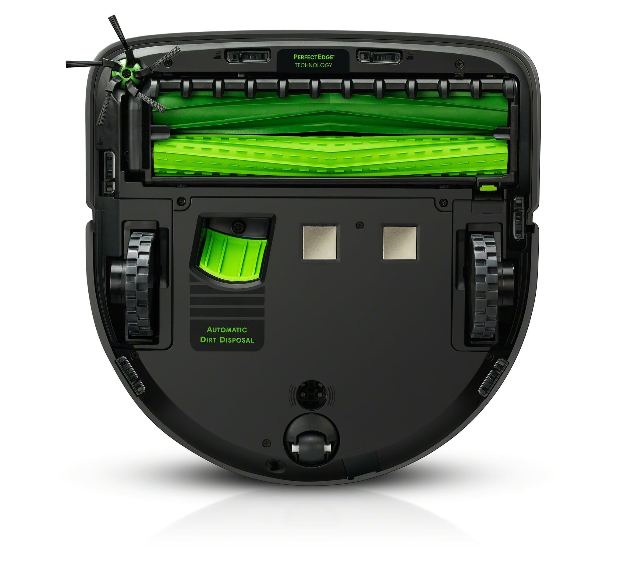 Roomba s9_Underside