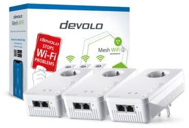 devolo Mesh WiFi 2 Multiroom Kit-X2