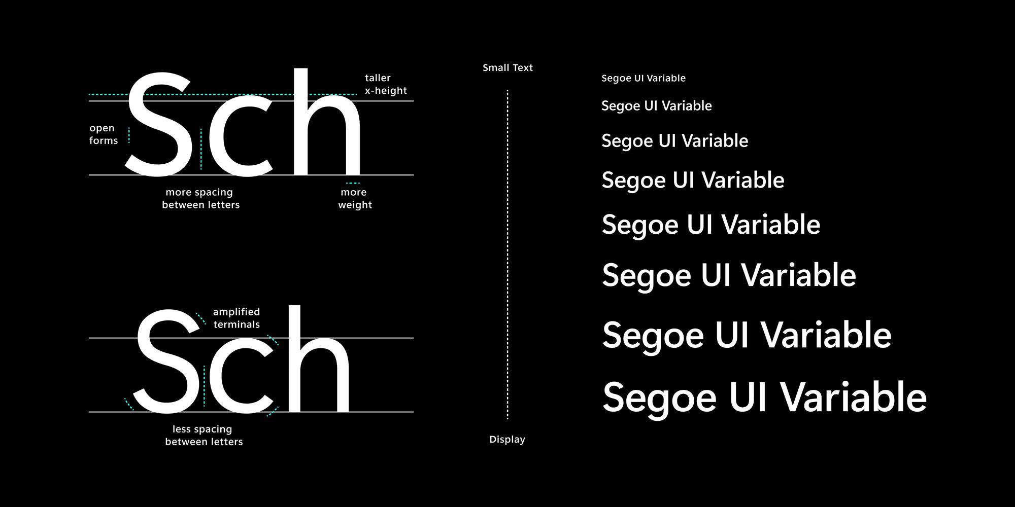 segoe-variable