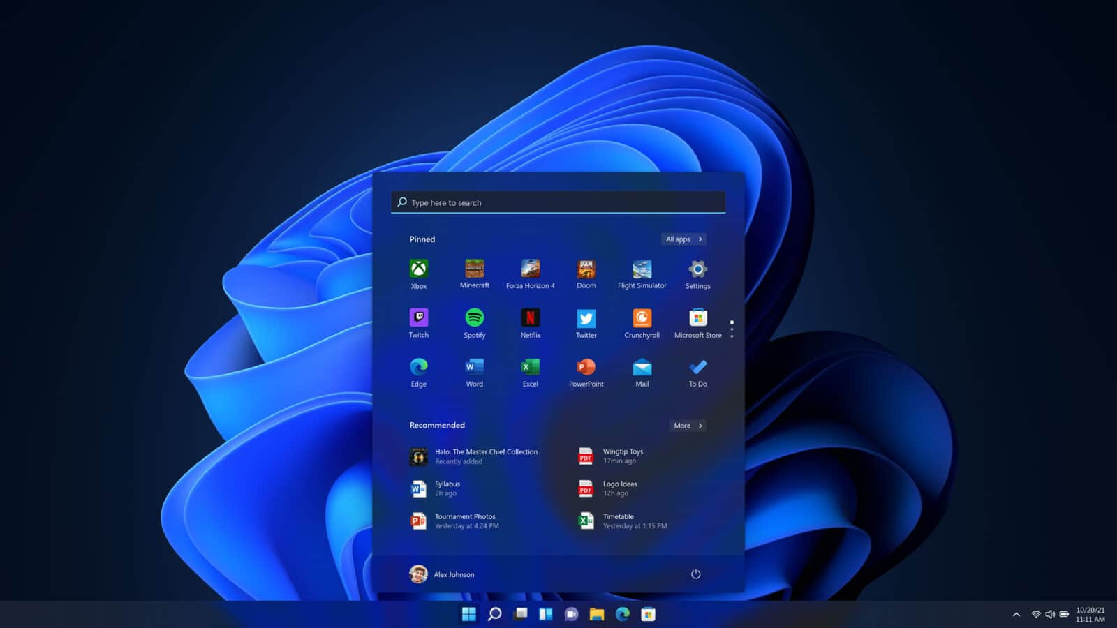 Windows-11-Start-Dark